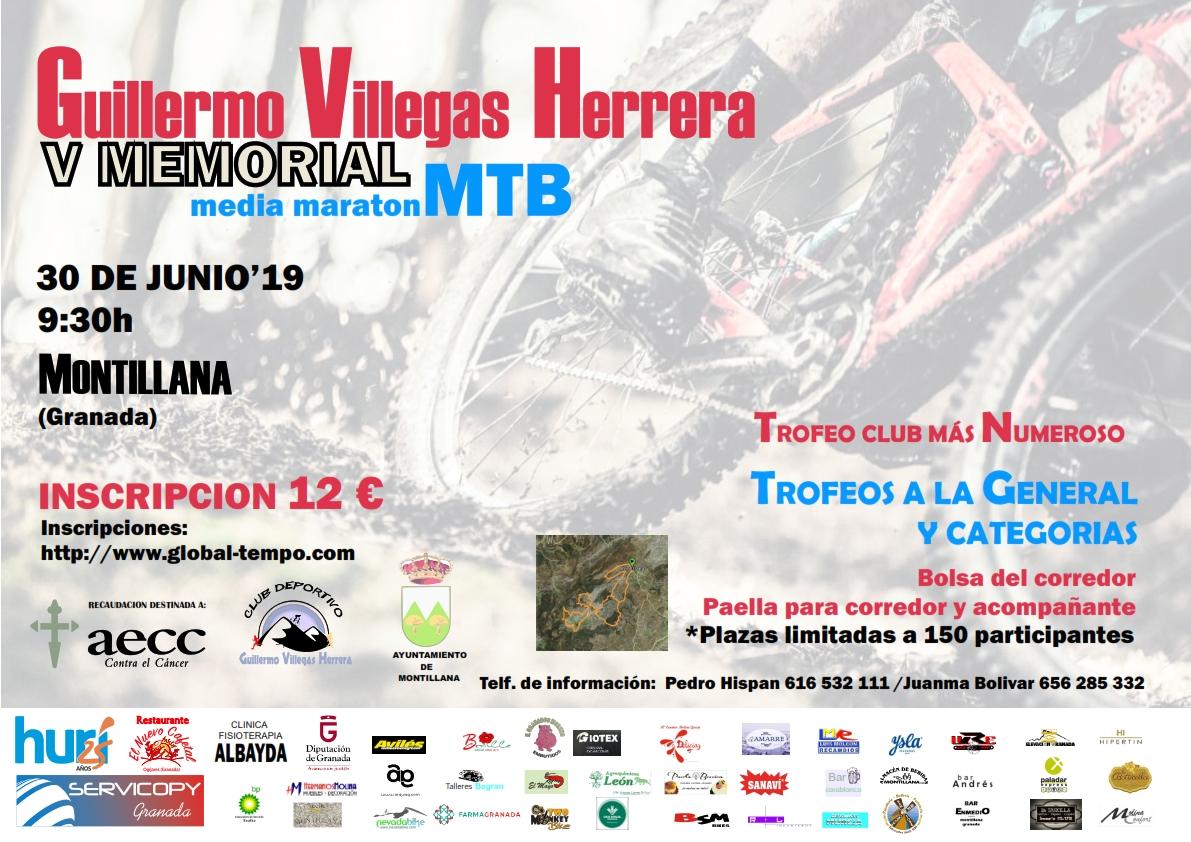 599b304d V MEMORIAL GUILLERMO VILLEGAS HERRERA MTB MONTILLANA